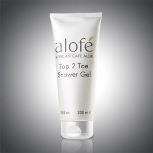 Top 2 Toe Shower Gel